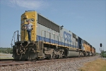 CSXT 8574